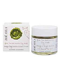 Green Tea Mud Matcha Clay Mask
