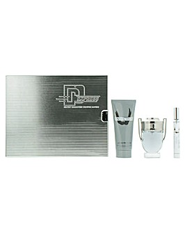 Paco Rabanne Invictus Gift Set For Him