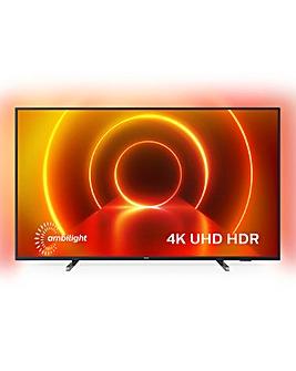 "Philips 50PUS7805 50"" AMBILIGHT 4K UHD LED Smart TV"