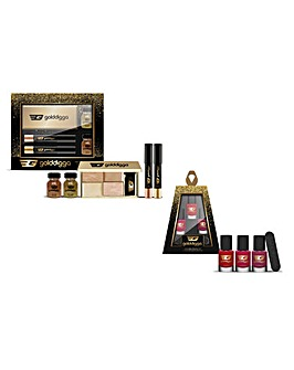 Golddigga Cosmetic Twin Pack
