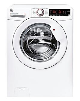 Hoover H-Wash 300 H3W69TME/1-80 9kg 1600rpm Washing Machine White + INSTALLATION