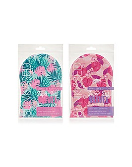 Sunkissed 2 Pack Single Sided Mitts