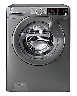 Hoover H-Wash 300 H3W69TMGGE/1-80 9kg 1600rpm Washing Machine - Graphite