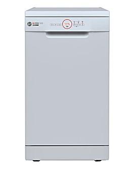Hoover HDPH 2D1049W-80 Freestanding 10-Place Slimline Dishwasher - White