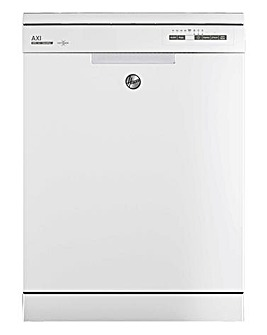Hoover HDPN 1L360OW-80 Freestanding 13-Place Full-Size Dishwasher - White
