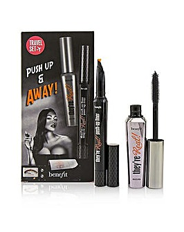 Benefit Theyre Real Mascara Eyeliner Set