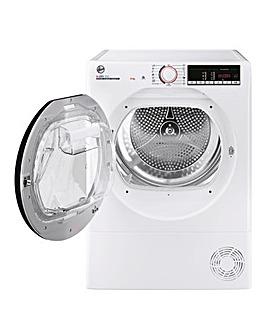 Hoover H-Dry 300 HLEC9TCE-80 9kg Condenser Tumble Dryer - White
