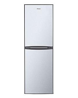 Candy CHCS 517FSK 50/50 Fridge Freezer - Silver