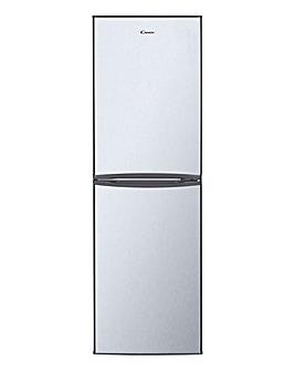 Candy CHCS 517FSK 50/50 Fridge Freezer - Silver + INSTALLATION