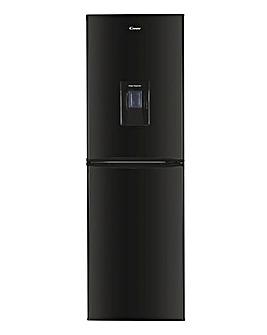 Candy CHCS 517FBWDK 50/50 Fridge Freezer with Water Dispenser - Black