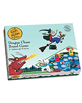 Room on the Broom Dragon Board Game
