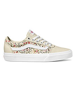 Vans Ward Ditzy Floral Trainers
