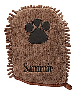 Personalised Pet Mitt