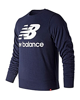 New Balance Essential Logo Crew Sweat