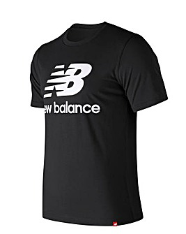 New Balance Stacked Logo T-Shirt