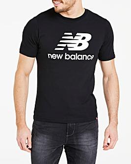 New Balance Stacked Logo T-Shirt