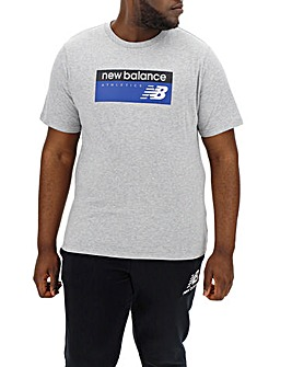 New Balance Athletics Banner T-Shirt