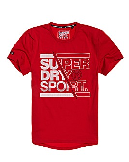Superdry Core Graphic