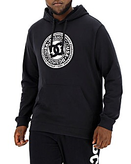 DC Shoes Circle Star Overhead Hoody