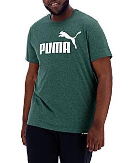 Puma Essential Logo Heather T-Shirt