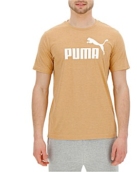 Puma Essential Logo Heather T-Shirt