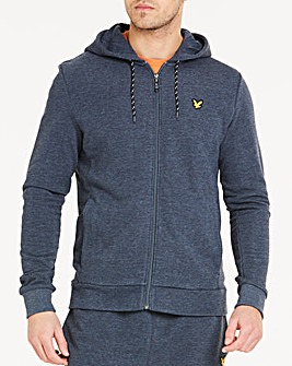 Lyle & Scott Sport Hooded Zip Midlayer