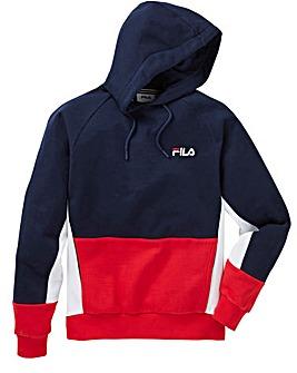 Fila Fraser Colour Black Overhead Hoodie