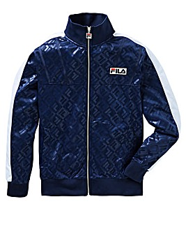 Fila Parka Embossed Track Top