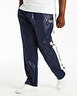 Fila Reece Embossed Track Pant 29in