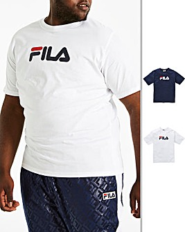 Fila Pack Of 2 Eagle T-Shirts