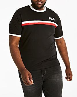 Fila Isner Ringer T-Shirt
