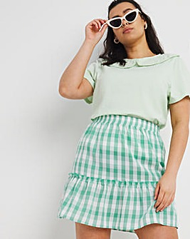 Peter Pan Collar T-shirt