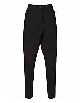 Regatta Highton Zip Off Trousers 32ins