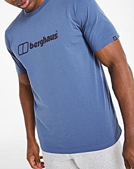 Berghaus Big Colour Logo Short Sleeve T-Shirt