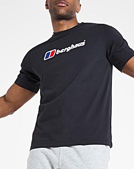 Berghaus Big Classic Logo Short Sleeve T-Shirt