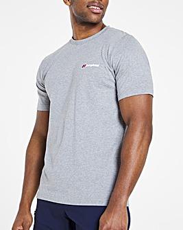 Berghaus Front and Back Logo Short Sleeve T-Shirt