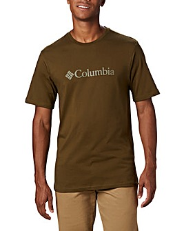 Columbia Logo Short Sleeve T-Shirt