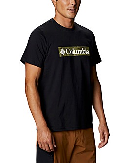 Columbia Rapid Ridge Graphic Short Sleeve T-Shirt
