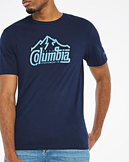 Columbia Path Lake Graphic Short Sleeve T-Shirt