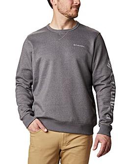 Columbia Logo Crew Sweatshirt