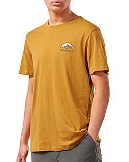 Craghoppers Mightie Short Sleeve T-Shirt