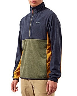 Craghoppers Waymouth Half Zip Fleece