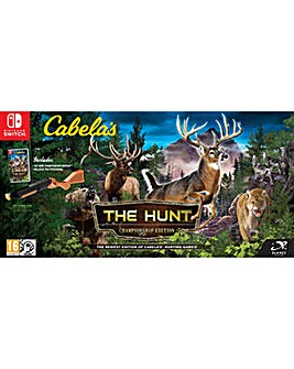 Cabelas The Hunt Championship Edition