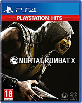 Mortal Kombat X HITS Range PS4