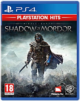 Middle Earth Shadow of Mordor HITS Range