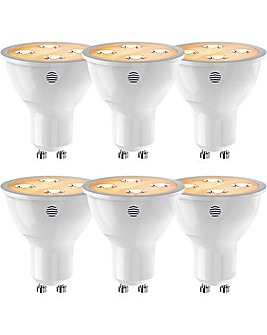 Hive Active Light Dimmable GU10 6 Pack