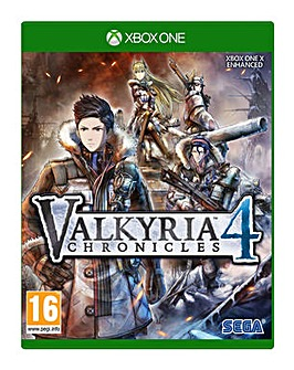 Valkyria Chronicles 4 Launch Edition XB1