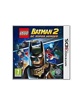 LEGO Batman 2 DC Heroes 3DS Game