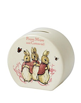 Beatrix Potter Flopsy Mopsy Cotton Tail