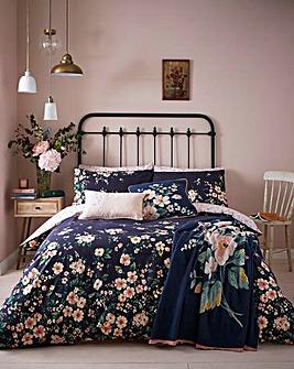 Cath Kidston Spitalfields 200 Thread Count Cotton Duvet Set